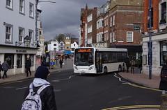 IMGP8659 (Steve Guess) Tags: guildhall highstreet kingston surrey greater london england gb uk kingstonuponthames alexander dennis enviro 200 reptons coaches bus sl12rep