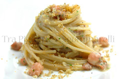 Linguine topinambur polpo e pane (andrea.zinno) Tags: food cooking recipe foodie foodporn