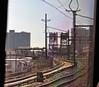 approaching Newark (Dan_DC) Tags: amtraknortheastcorridor newyorkcity newarknewjersey nj rails iron steel infrastructure steeldrawbridge newarkpennstation trains commuting