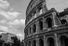Gli americani lo Sukano! - Roma (IT) (Jethro_aqualung) Tags: colosseo colosseum roma rome italy italia monochrome bn bw nikon d3100