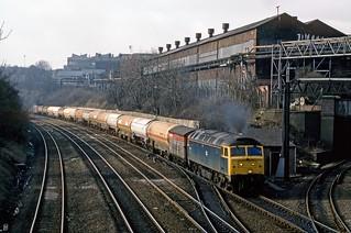 47221, Halesowen Junction, March 1987
