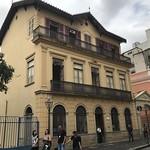 Casa Número UM, Casa da Imagem (number one house), São Paulo downtown, Brasil. thumbnail
