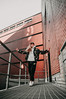 MRGRT-33 (qauqe) Tags: nike air force 1 af1 street urban jjstreet dance company hip hop hiphop house nikon d40 white locks portrait woman girl teenager tallinn estonia elevator stairway photography black bw graffiti stretshopone classics camo cityscape skyscraper