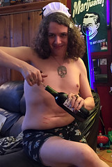 20170428 2038 - Pandemic Legacy date night #3 - Clint - opening wine - (by Beth) - 34382059 (Clio CJS) Tags: 20170428 201704 2017 virginia alexandria clintandcarolynshouse upstairs gamenight gamenight20170428 winebottle bottle drink alcohol wine opening corkscrew rainbowdashunderwear underwear rainbowdash rainbowdashboxers boxer boxers entertainment tv tvshow cartoon cartoons cartoonshow mylittleponyfriendshipismagic mylittlepony sitting camerapersonbethh cameraphone