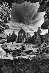 Dunluce Castle March 2018 (allen.mark45) Tags: dunlucecastle mjdallenphotos coantrim causewaycoast northernireland whiterocksbeach