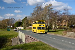 new town (D Stazicker Photography) Tags: g657upp leyland olympian alexander together travel arriva shires