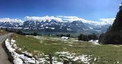 Glaubenberg 23.03.2018 (Gwendoline Wiltgen) Tags: iphone6 iphone panorama schnee snow alpen alps landscape langis schweiz switzerland glaubenberg