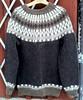 Icelandic wool Lopi sweater (Mytwist) Tags: hbg ullarpeysa lopi ullar isle wool sweater passion love chunky mytwist knit craft laine alafoss retro timeless yoke unisex sexy designed design bulky vouge velour cozy classic lopapeysa lopapeysunni pulli knitting chunkysweater fuzzy reykjavik iceland istex