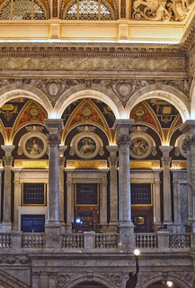 Washington DC - United States - Library of Congress Building