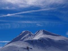 Alpbachtal (hugoholunder) Tags: tirol berg schnee alpbach