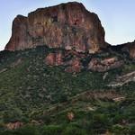 A Morning Portrait of Casa Grande Peak (Big Bend National Park) thumbnail