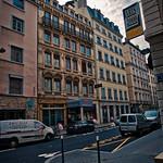 La jolie facade de l'Hotel de Paris situé rue de la Platière, 69001? LYON. thumbnail