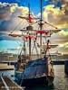 Caravela (Luis Godinho Ramos) Tags: europe lgcr boat madeira caravela funchal