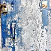 """The Blue Door"" (Halvorsong) Tags: art door doors composition blue color colors rust corrosion decay weathered old relic metal industry industrial industrialphotography wall walls paint pastel photography photosafari sunlight oxidization americana america abandoned abandonedplaces abstract impressionism texture textured explore nashville"