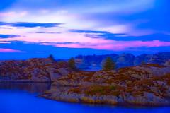 The Sanctuary (evakongshavn) Tags: sunsets sunset blue bluetiful pink eveningwalk eveninglight pastel island sanctuary serenity serene peaceful hideaway freedom goodmorning goodmorningworld sky clouds water ocean sealine seashore seascape oceanscape sunsetsocean colors colours 7dwf