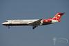 Qeshm Airlines - Fokker F-100 EP- FQF (Stavridis - Aviation & Photography) Tags: qeshm iran iranian sky airlines fokker f1000 epfqf gulf persian dubai omdb approach finals regional runway spotting avgeek