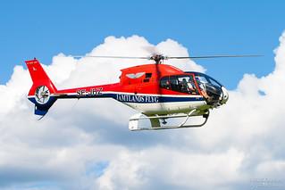 SE-JHZ Eurocopter EC 120B Colibri, Jyväskylä, Finland