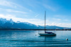 Seegelboot auf dem Thunersee (stgenner) Tags: alpen berge berneroberland blauerhimmel boje himmel landschaft natur outdoor schnee see segelboote stockhorn thunersee winter wolken stefangenner