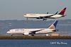 Boeing duo at SFO (320-ROC) Tags: deltaairlines delta unitedairlines united n16065 n26906 boeing767 boeing787 boeing767300 boeing7878 boeing767300er boeing787dreamliner boeing767332er boeing7878dreamliner boeing dreamliner 767 787 767300 7878 767300er 787dreamliner 767332er 7878dreamliner b763 b788 ksfo sfo sanfranciscointernationalairport sanfranciscoairport sanfrancisco