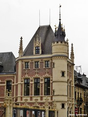 Douai - Mairie (JeanLemieux91) Tags: hiver winter invierno febrero février february douai nordpasdecalais nord france europe