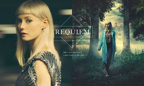 The Requiem season finale airs tonight on BBC One at 9pm, my final scene