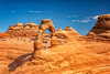 From the Other Side (KPortin) Tags: archesnationalpark delicatearch people sandstone cliffs rockformations