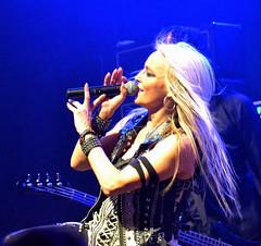 Doro 10-12-14 (Vinny Gragg) Tags: rock rockandroll music tunes band bands heavymetal metal prettygirls prettywoman sexywoman girl girls woman joliet illinois jolietillinois willcounty doro mojoesinjoliet mojoes warlock doropesch dorotheepesch