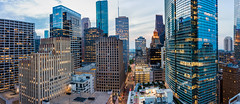 Houston Pano (RaulCano82) Tags: panoramic pan panorama downtown downtownhouston houston htx htown hou houstontx houstontexas houstonskyline raulcano 2018 texas tx sky skyline buildings canon 80d city cityscape citylights lights photography landscape skyscrapers tower