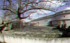 Blijdorp Zoo Rotterdam 3D GoPro (wim hoppenbrouwers) Tags: blijdorp zoo rotterdam 3d gopro anaglyph stereo redcyan