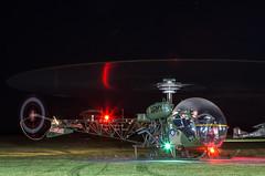 EGVP - Westland Sioux AH1 - XT131 (lynothehammer1978) Tags: egvp aacmiddlewallop armyhistoricaircraftflight westlandsiouxah1 xt131 themuseumofarmyflying thresholdaero