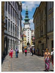 Where Everybody Goes (amanessinger) Tags: slovakia manessingercom bratislava
