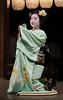 loveliness (byzanceblue) Tags: maiko geisha woman girl female beautiful gion kyoto dance kimono japanese traditional miyagawacho geiko beauty kanzashi formal 祇園 舞妓 とし恵美 京都 宮川町 black 花街 駒屋 新年 toshiemi white color colour flower nikkor background people photo d850