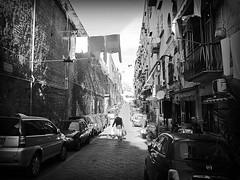 Napoli vico...... Paradiso (Antonio Piccialli) Tags: 2018 marzo bn blackwhite bwartaward bianconero blackandwhite bw campania canon canonixus155 campiflegrei vicolidinapoli vesuvio centrostorico spaccanapoli explore explored fluidr fluidrexplored flickr flickrclickx naples