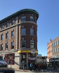 The World's Only Curious George Store in Harvard Square, Boston (Travel Galleries) Tags: boston usa united states america travel trip family tips sfamilytravels historic city harvard square worlds only curious george store toys books kids children stuff shop shopping massachusetts