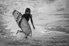 Jeune surfeur (pilou.basco) Tags: france french boy garçon man homme ado teen surfer young surfeur surf portrait face mer sea beach plage vague eau water planche board blackandwhite noiretblanc nb bw canon eos 6d 2017