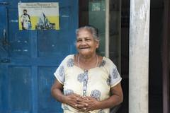 Serenity... (Renato Pizzutti) Tags: india cochin kerala donna anziana serenità sorriso ritratto portrait nikond750 renatopizzutti