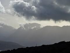 Lovely morning. (Ia Löfquist) Tags: crete kreta vandra vandring hike hiking walk walking spring vår cloud moln mountain berg view vy utsikt