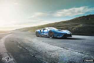 Speed Shield Ford GT