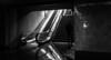 Saída da estação (Station  exit) (A. Paulo C. M. Oliveira) Tags: instantâneo snapshot pb pretoebranco bw blackandwhite porto portugal huawei p10