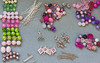Accessories for DIY (donnicky) Tags: diy abundance accessory ball beads colorful craft indoors largegroupofobjects nopeople publicsec small studioshot topview