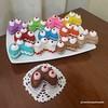 Bolo (mfuxiqueira) Tags: doceria docesemfeltro doces confeitaria festainfantil artesanato feltro bolo