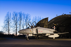 McDonnell Douglas F-4M Phantom FGR2 - 95 (NickJ 1972) Tags: raf icons suffolk wattisham timeline events tle photoshoot photocall photo shoot night mcdonnelldouglas f4 phantom fgr2 xt914 z