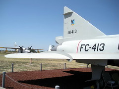 "Convair F-102A-70-CO Delta Dagger 1 • <a style=""font-size:0.8em;"" href=""http://www.flickr.com/photos/81723459@N04/25855647507/"" target=""_blank"">View on Flickr</a>"