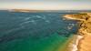 Bore Beach (Thunder1203) Tags: beachesofaustralia bluesky borebeach landscape ocean rocks sanremovictoria scenery seascape seascapewaves aerialphotography djiaustralia djiglobal djimavicpro dronephotography sandybeach