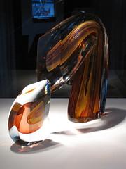 Glass Art (Itinerant Wanderer) Tags: newyorkstate corningmuseumofglass corning steubencounty