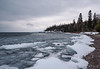 Lake Superior Ice - Winter in Grand Marais, Minnesota (Tony Webster) Tags: grandmarais lakepark lakesuperior minnesota ice snow winter unitedstates us