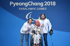 Paralympic_Medal_plaza_02 (KOREA.NET - Official page of the Republic of Korea) Tags: pyeongchang olympicplaza medal medalceremony 2018pyeongchangwinterparalympic paralympics medalplaza paralympicgames 평창 패럴림픽 2018평창동계패럴림픽 금메달 family 평창올림픽플라자 메달플라자