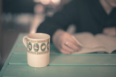 Green tea (pierfrancescacasadio) Tags: marzo2018 greentea green verde mug bokeh 50mm 52anonimos lifeisarainbow lightgreen 1152 13032018840a5517