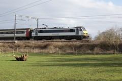The East Anglian (Bruce82) Tags: loco locomotive greateranglia abellio greateastern mainline class90 passenger canoneos5dmarkiii ef70200mmf4lusm theeastanglian