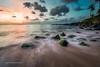 Hawaiian Dreaming (Traylor Photography) Tags: longexposure moss beach sunset turtlebeach lanaiakeabeach oahu vacation hawaii northshore haleiwa unitedstates us